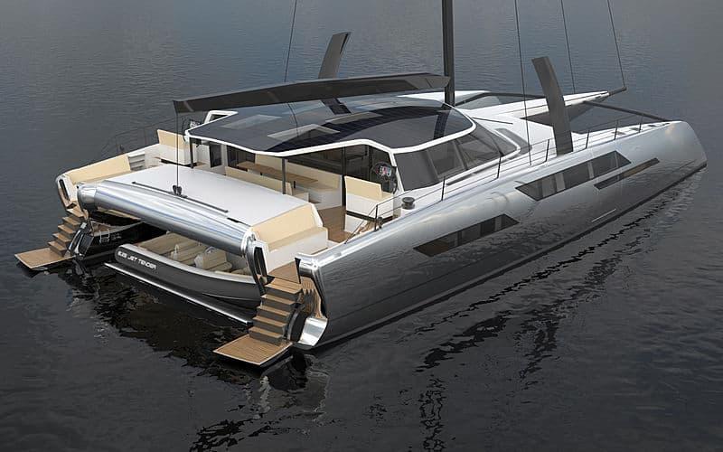 Catamarano Daedalus Yachts D80