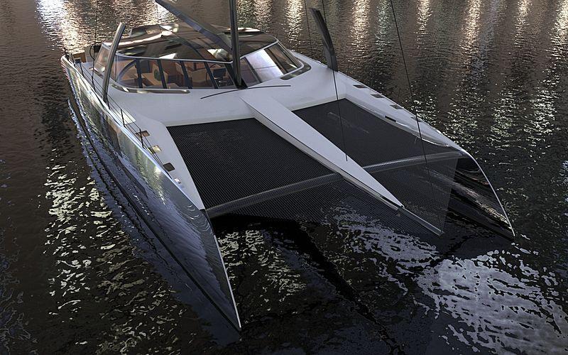 Daedalus Yachts D80 catamaran