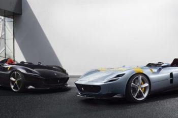 Ferrari Monza SP1 And SP2 1