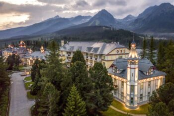 Grand Hotel Kempinski High Tatras 1