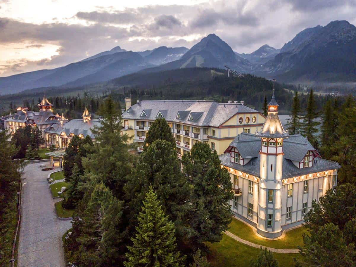 Grand Hotel Kempinski High Tatras 1