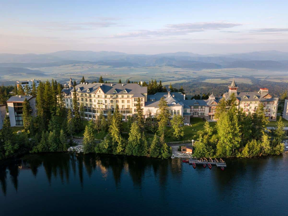 Grand Hotel Kempinski High Tatras 4