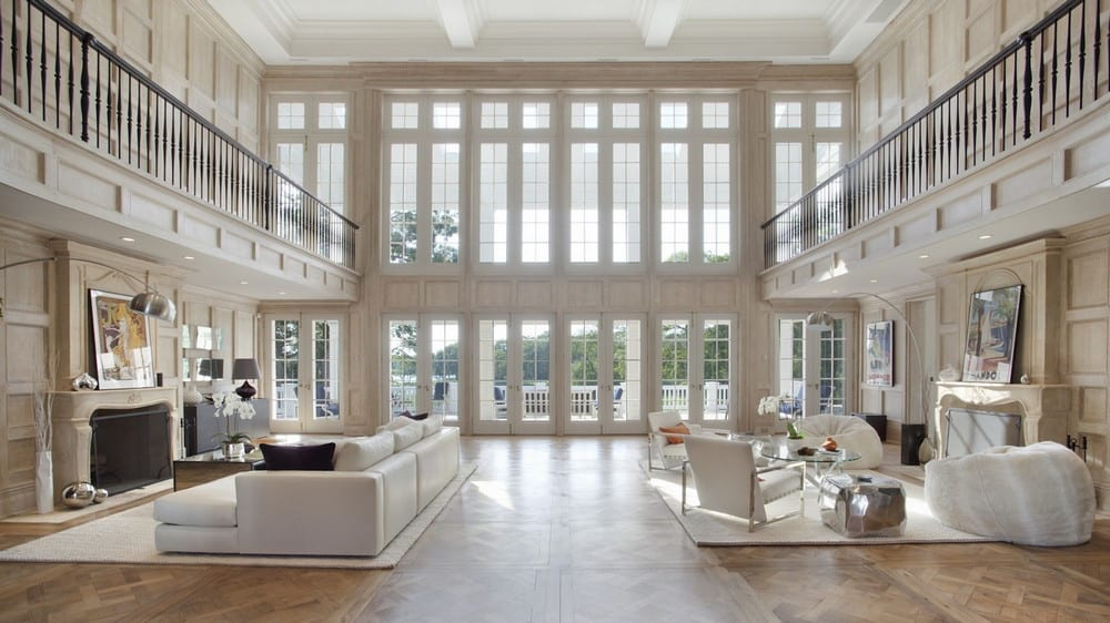 Jay Z and Beyonce's Palatial Salon