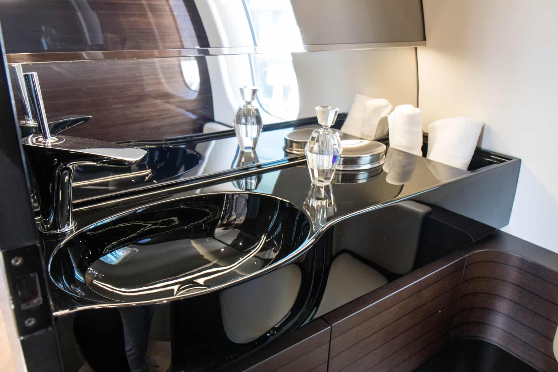Bombardier Global 7500 Mock Up Tour 31