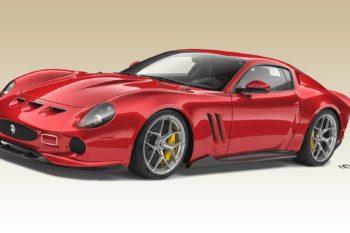 Coachbuilt Ferrari 250 GTO 1