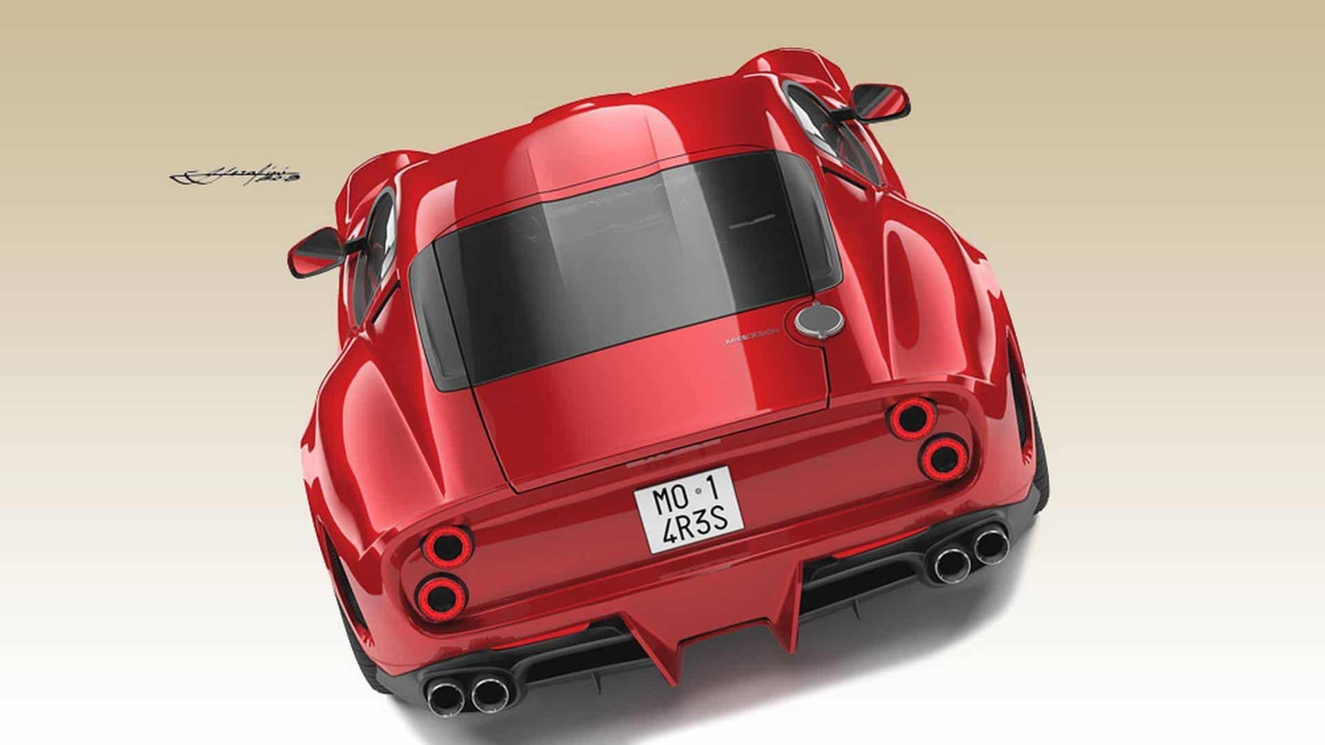 Coachbuilt Ferrari 250 GTO