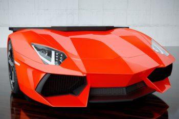 Design Epicentrum Lamborghini Desk 1