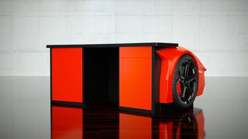 Design Epicentrum Lamborghini Desk 3