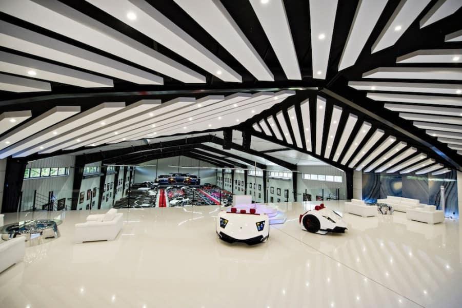 Design Epicentrum Lamborghini Desk 7