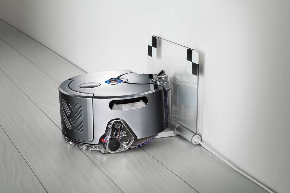 Dyson Automated Vacuum