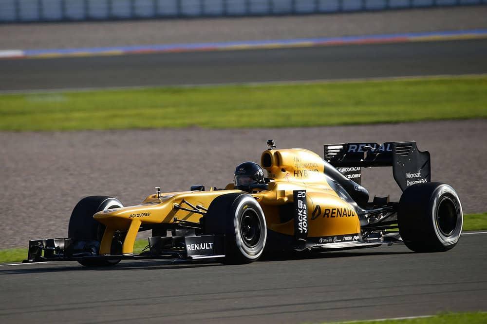 F1 Car experience