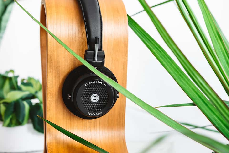 Grado Labs GW100 Wireless Headphones 2