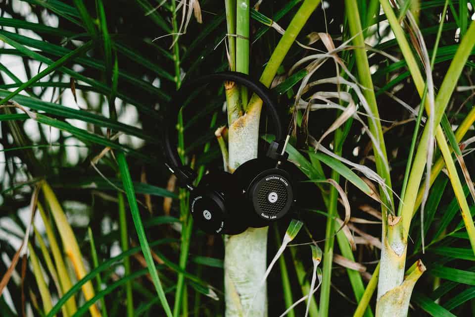 Grado Labs GW100 Wireless Headphones 5