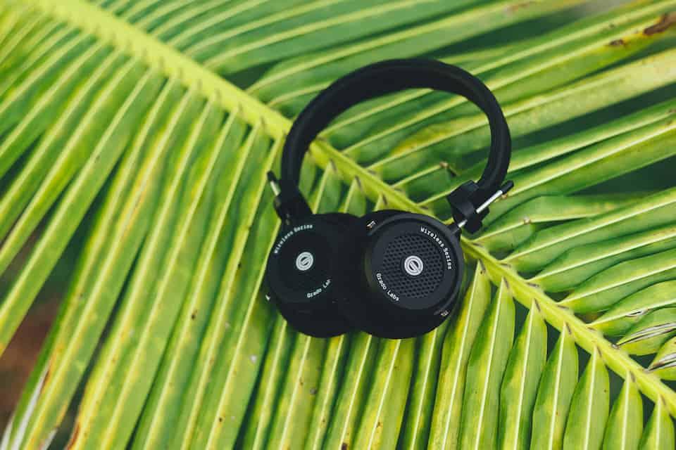 Grado Labs GW100 Wireless Headphones 6