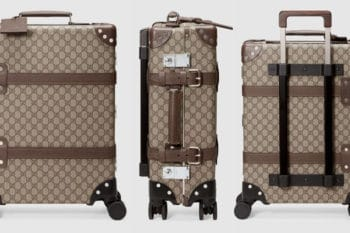 Gucci Globe Trotter Luggage collection 1