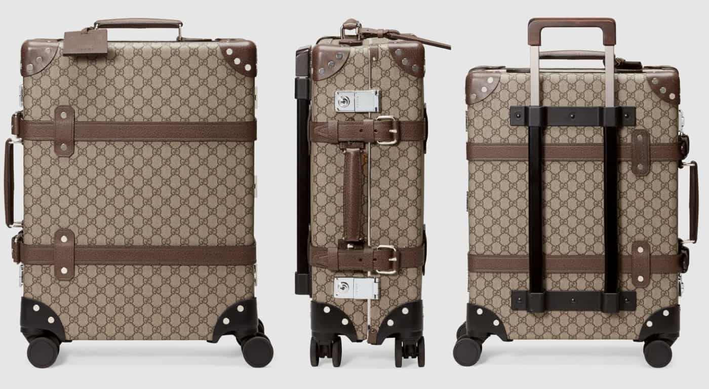 35d69f7aa The Guccification of Globe Trotter Looks Ridiculously Awesome
