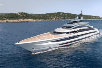 Heesen COSMOS Yacht 1
