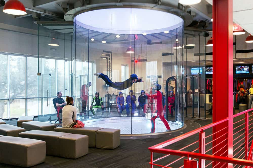 Indoor Skydiving Session