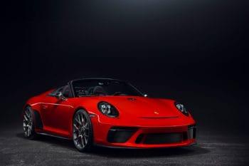 Porsche 991 Speedster 1