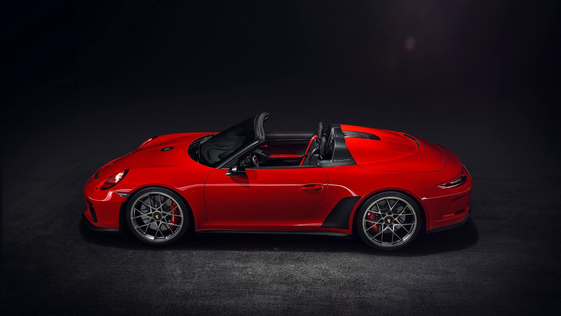Porsche 991 Speedster 2