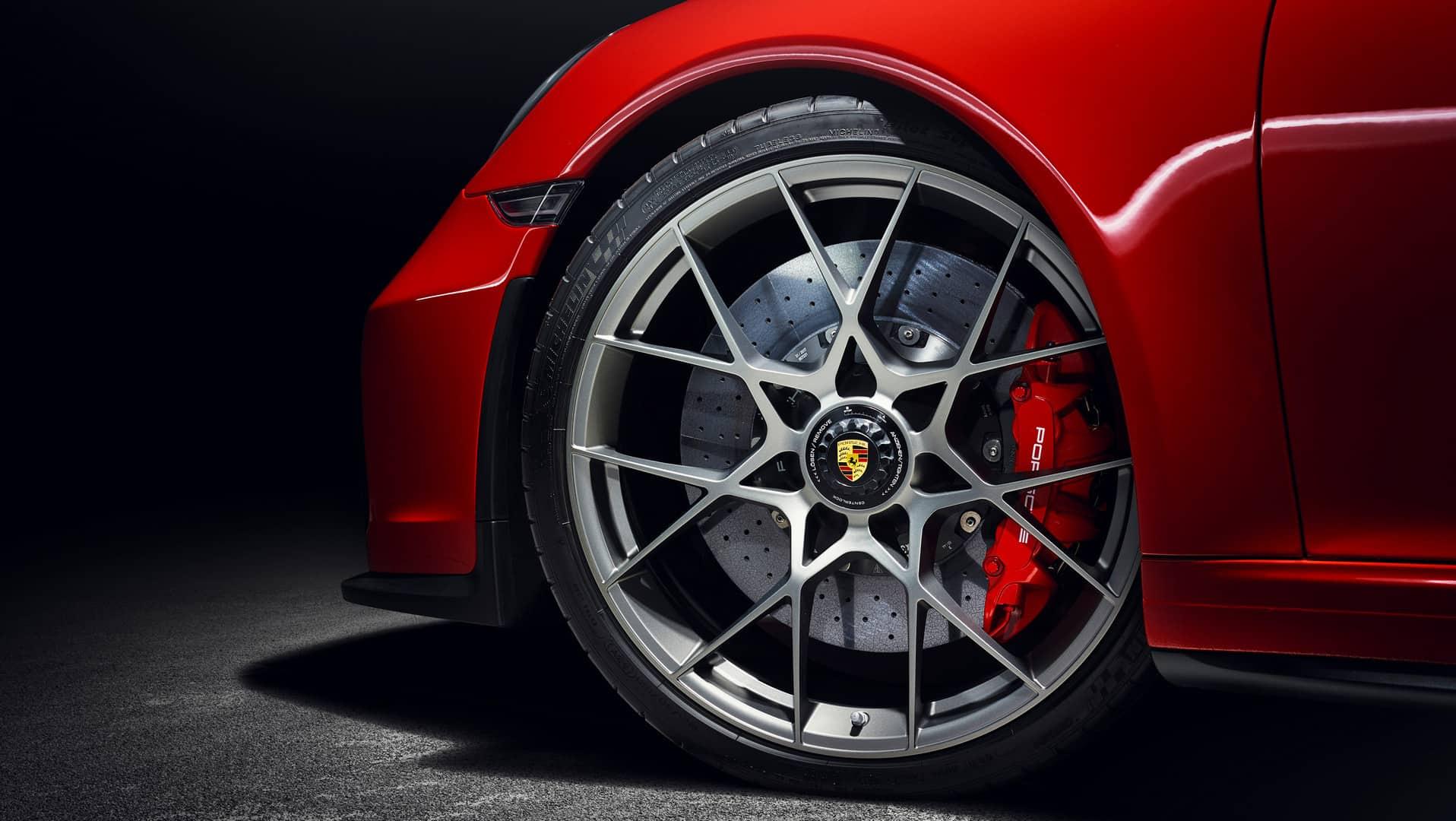 Porsche 991 Speedster 6