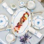 Château Amade dining