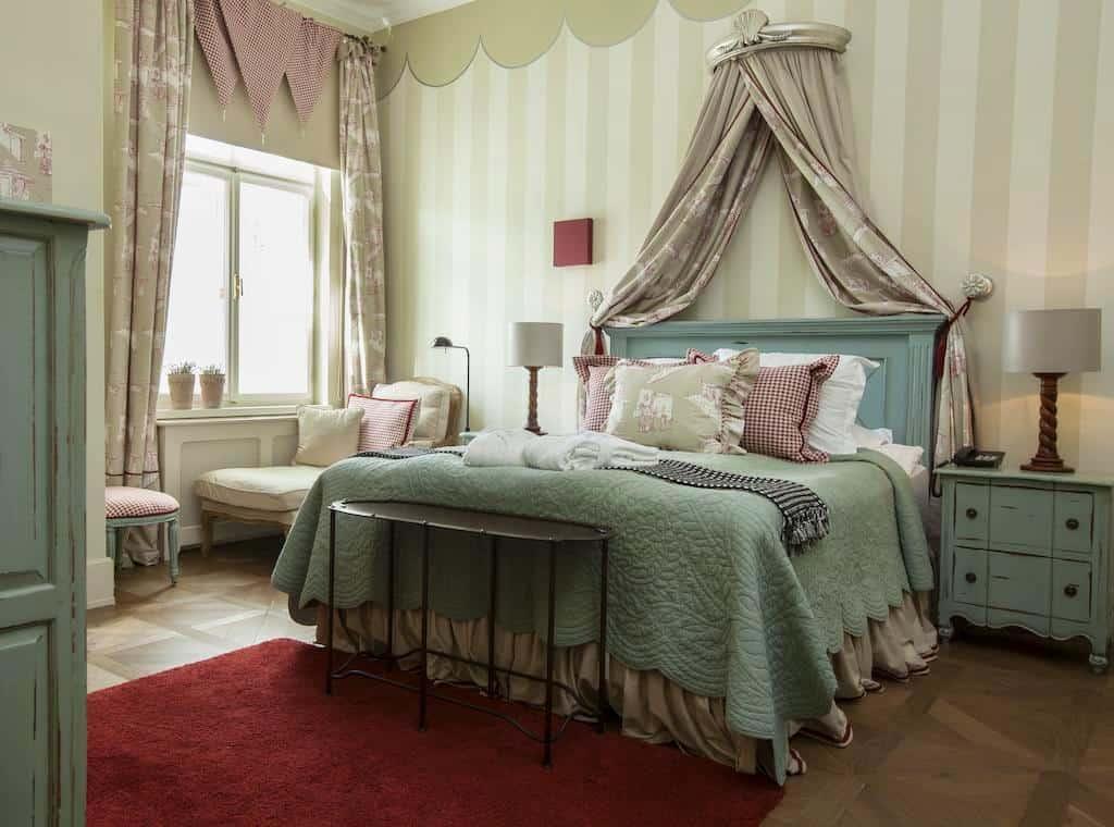 Château Amade double room