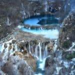 Plitvice National Park winter