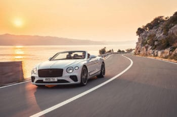 2019 Bentley Continental GTC 1