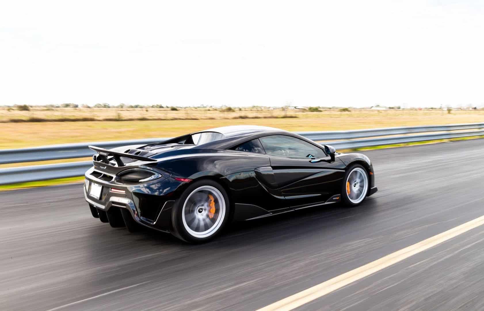 Hennessey McLaren 600LT 11