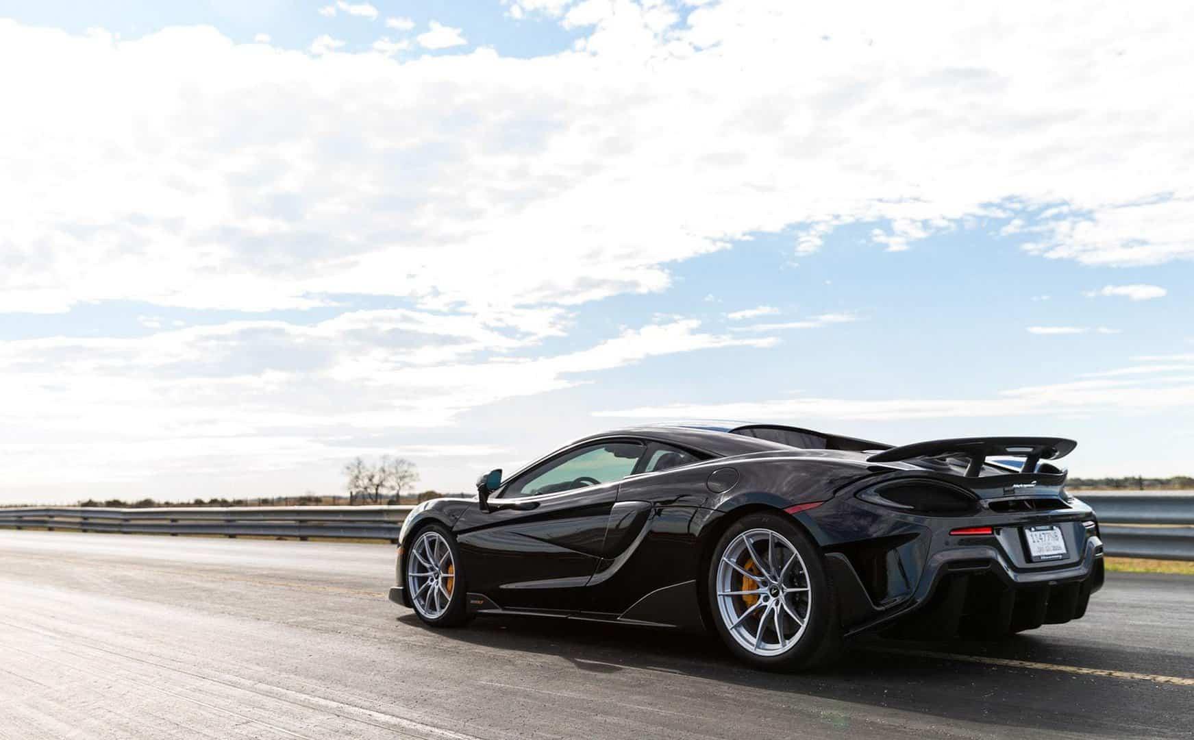 Hennessey McLaren 600LT 4