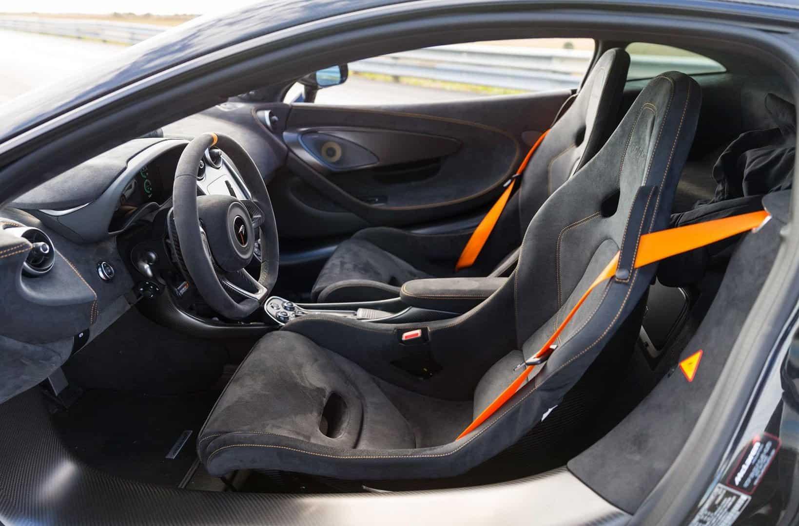 Hennessey McLaren 600LT 8
