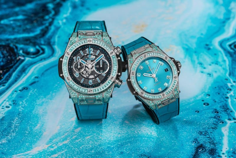 Hublot Big Bang Paraiba