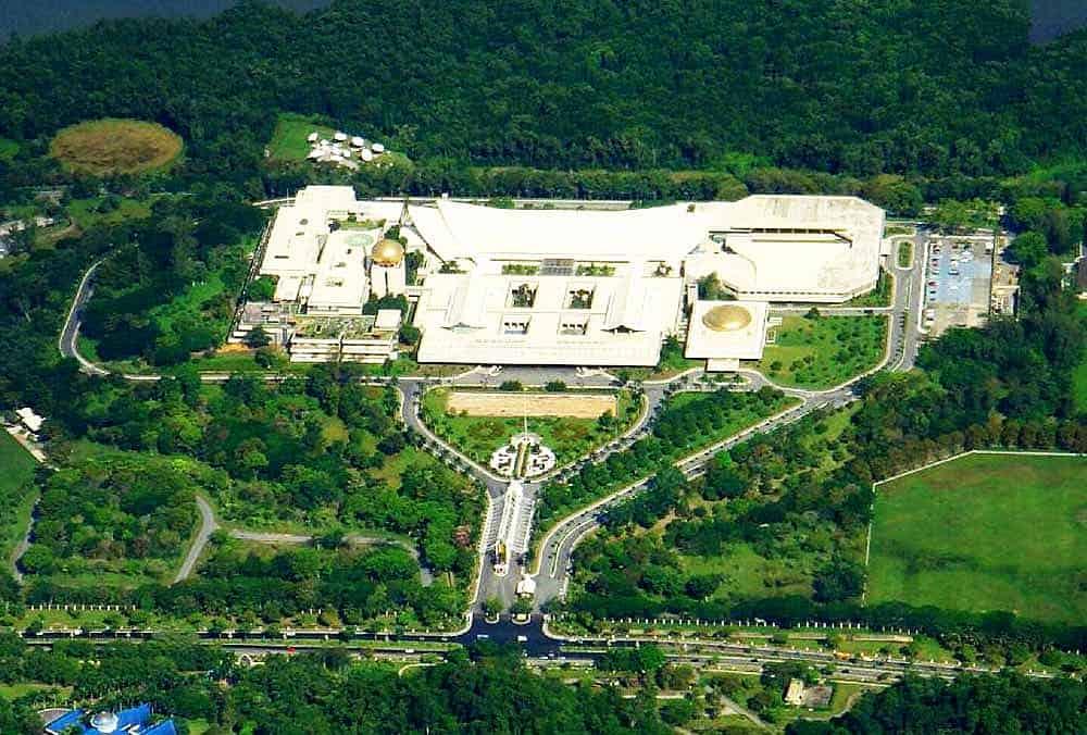 Istana Nurul Iman Palace