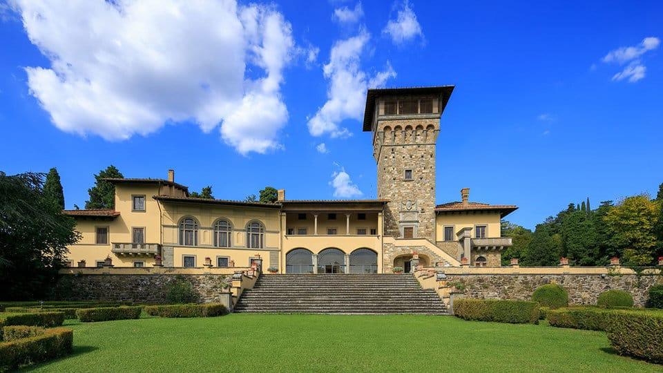 Italian Villa Florence