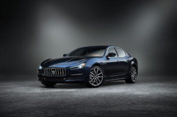 Maserati Ghibli Nobile 1