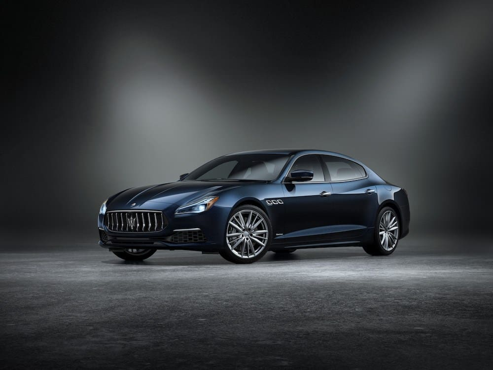 Maserati Quattroporte Nobile 1