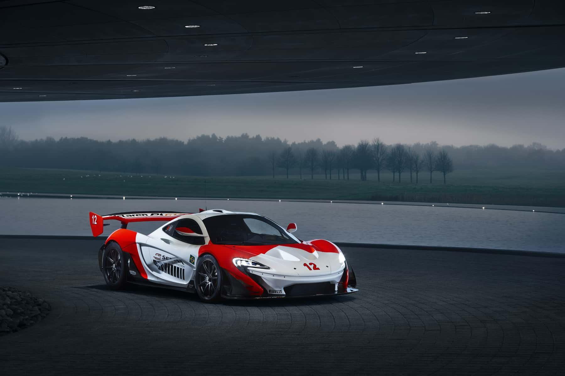 McLaren P1 GTR MSO