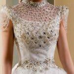 The Diamond Wedding Gown