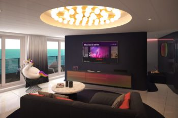 Tom Dixon Virgin cruise suites 1