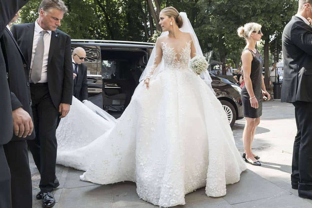 The 10 Most Expensive Wedding Dresses of All Time
