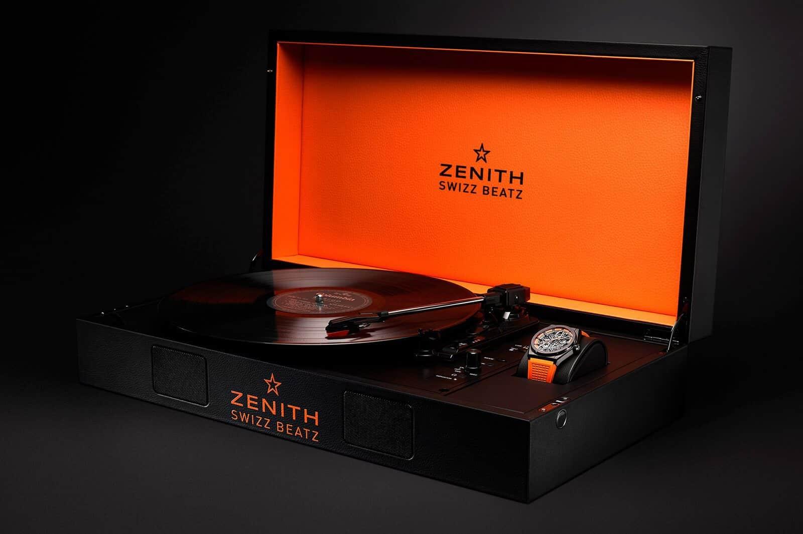Zenith Defy Classic Swizz Beatz Edition