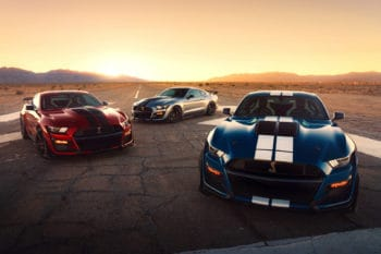 2020 Ford Mustang Shelby GT500 1
