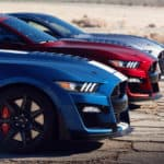 2020 Ford Mustang Shelby GT500 9