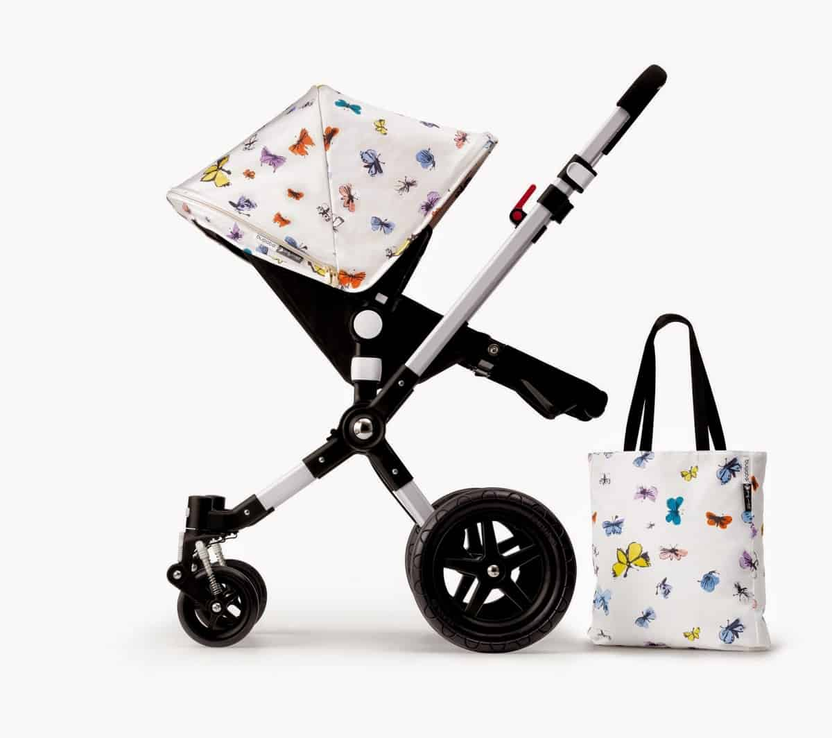 Bugaboo Retrospective Andy Warhol collection