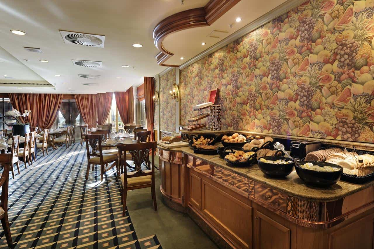 Grand Hotel Huis ter Duin 14