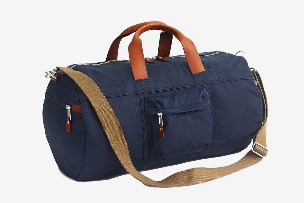 J. Crew Harwick Duffel Bag