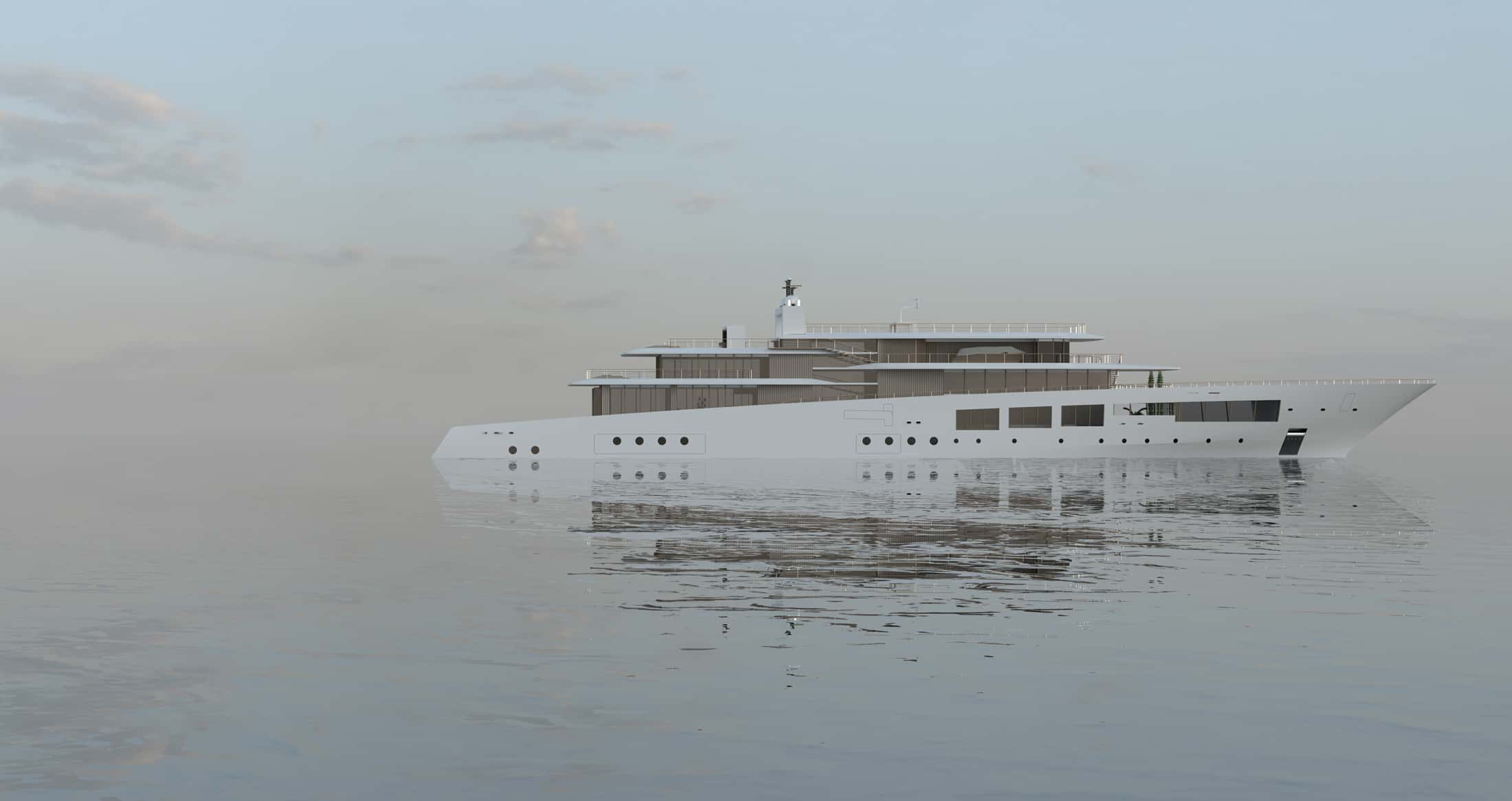 Lavilla Superyacht Concept 1