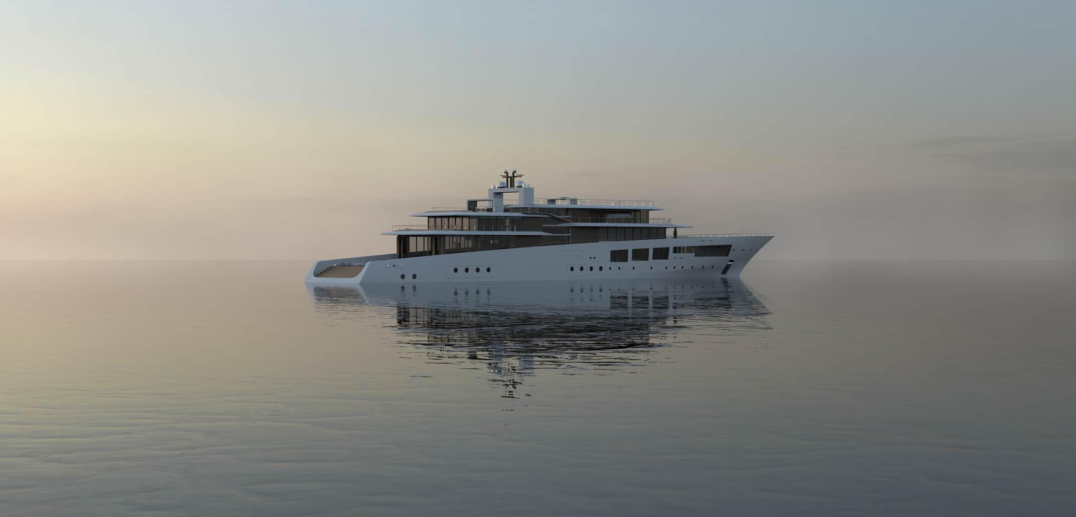Lavilla Superyacht Concept 3