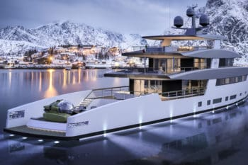 Rosetti Superyachts concepts 2